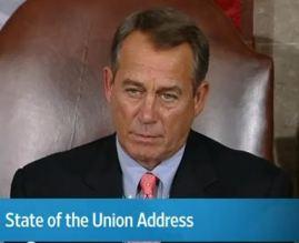 Boehner SOTU