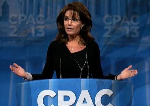 Palin CPAC 13
